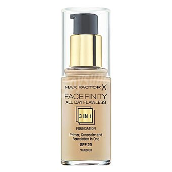 Max Factor Maquillaje Face Finity 3en1 60 1 ud