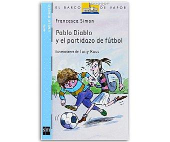 INFANTIL Pablo diablo: partidazo.