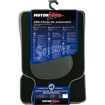MOTORTOWN 161 HB Juego alfombras de automóvil semimedida