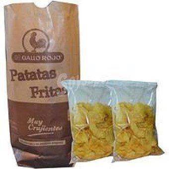 El Gallo Rojo Patatas fritas 300 g