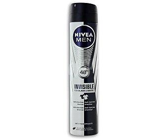 Nivea For Men Desodorante spray invisible para hombre Spray 200 ml.