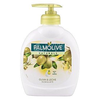 Palmolive Jabón de manos líquido Leche y Oliva 300 ml