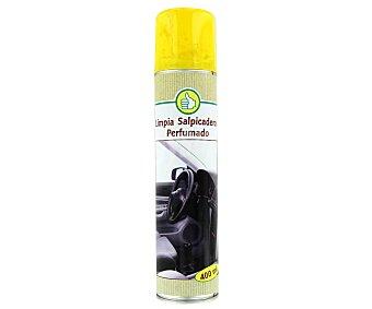 Productos Económicos Alcampo Limpiador de salpicaderos con acabado brillante y perfumado 400 mililitros