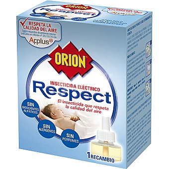 Orion Insecticida volador eléctrico Respect antimosquitos recambio