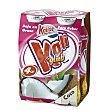 Kaliglub yogur líquido con pulpa de coco bajo en grasa sin gluten Pack 4 unidades 165 g Kalise