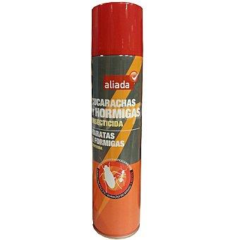 Aliada Insecticida mata cucarachas y hormigas Spray 400 ml