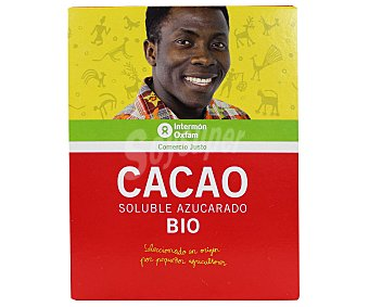 Intermón Oxfam Cacao en Polvo Procedente de Agricultura Ecológica 375g