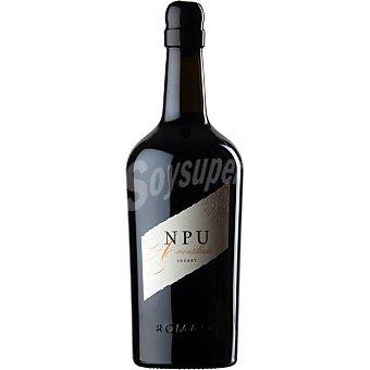N.P.U. Sánchez Romate Fino Jerez amontillado botella 75 cl