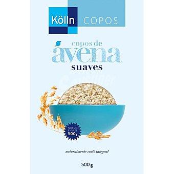 KöLLN Cereales copos de avena suaves 500 Gramos
