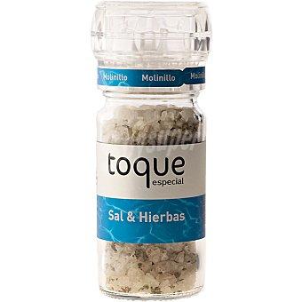 Toque Molinillo sal con hierbas Envase 78 g