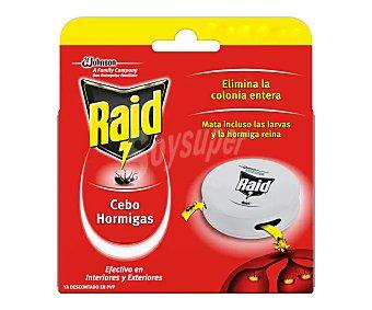 Raid Cebo para hormigas Caja 1 ud