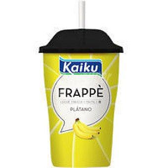 Kaiku Frappe de plátano Vaso 230 ml