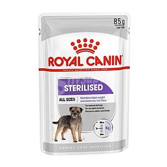 Royal Canin Comida húmeda para perros adultos Sterilised All Sizes Sobre 85 g