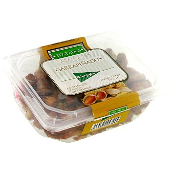 El Corte Inglés Cacahuetes tostados garrapiñados Tarrina 275 g