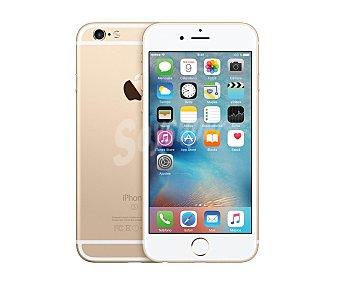 """iOS Smartphone libre iphone 6S Oro, procesador: A9, almacenamiento: 32GB, pantalla: 4.7"""" 1334 x 750px, cámara: 12 Mpx, conectividad , sensor de huella dactilar, 9 4G"""