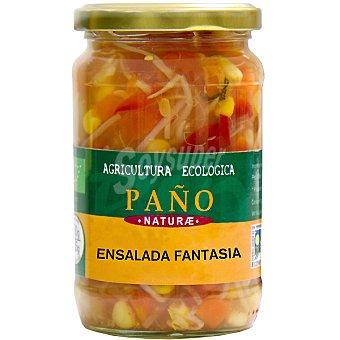 Paño Naturae Ensalada fantasía de agricultura ecológica Frasco 200 g neto escurrido