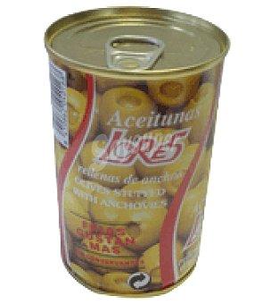 Lores Aceituna rellena de anchoa 130 g