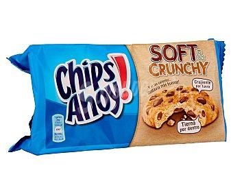 Chips Ahoy Lu Galletas Soft & Crunchy Caja de 182 g