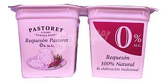 El pastoret Requesón semidesnatado tradicional 2 unidades de 125 g (250 g)