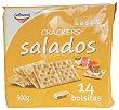Cracker pan salado 14 BOLSITAS - 500 g GALBUSERA
