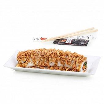 Fish Crispy veggie roll -sushi 8 pzas 8 Pzas