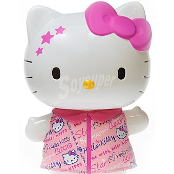 Hello Kitty gel de baño infantil figura 3D Happy Love frasco 300 ml 3D