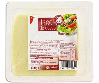 Auchan Taco de Queso de leche Pasteurizada de Vaca 460 Gramos