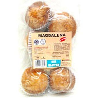 Adpan Magdalenas sin gluten 8 unidades (230gr)