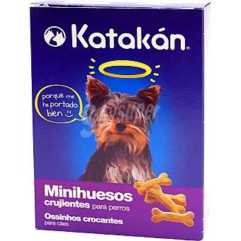 KATAKÁN Minihuesos crujientes para perros Caja de 400 g