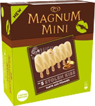 Magnum Frigo HELADO MINI 5KISS TARTA M 6 UNI