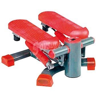 RUNFIT Dual stepper en color rojo