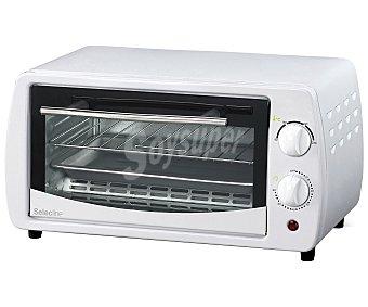 Selecline Mini horno de sobremesa 9l
