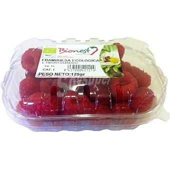 BIONEST Frambuesa ecológica Tarrina de 125 g