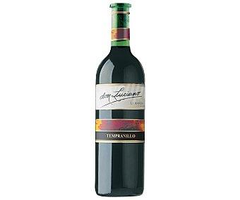 Don Luciano Vino tinto con denominación de origen La Mancha Botella de 75 cl