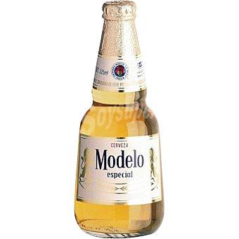 MODELO Cerveza rubia especial México botella 35,5 cl botella 35,5 cl
