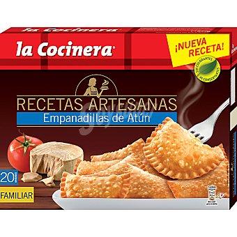 La Cocinera Empanadillas de atún 20 unidades