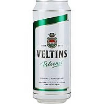 VELTINS Cerveza Pilsener Lata 50 cl