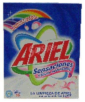Ariel Detergente polvo 27 MES