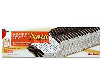 Auchan Tarta Helada de Nata 1 Litro