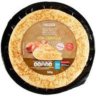 Eroski Tortilla fresca con cebolla 1 unid
