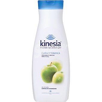 Avena Kinesia gel de baño con pulpa de manzana cuida y tonifica Bote 650 ml