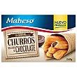 Churros rellenos de chocolate Estuche 240 g Maheso