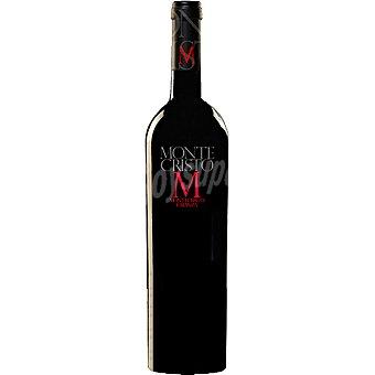 Montecristo Vino tinto crianza D.O. Navarra botella 75 cl 75 cl