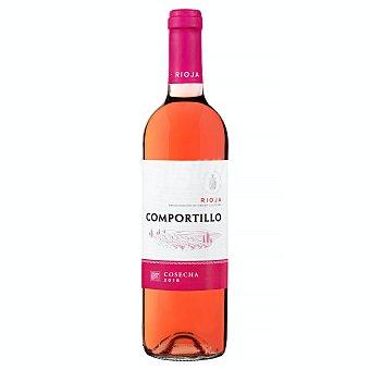 Comportillo Vino rosado Rioja Botella 75 cl