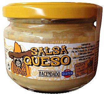 Hacendado Salsa queso Tarro 200 g
