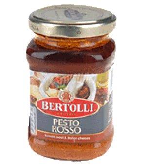 Bertolli Pesto rojo 185 g