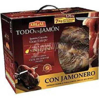 Argal Todo un jamón con jamonero Pack 1 unid