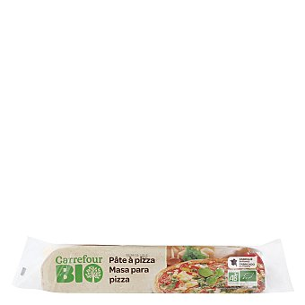 Carrefour Masa pizza bio 260 g
