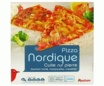 Auchan Pizza Nórdica 400g