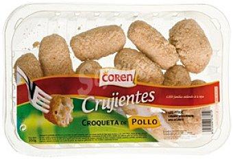 Coren Croquetas de Pollo Bandeja 350 g